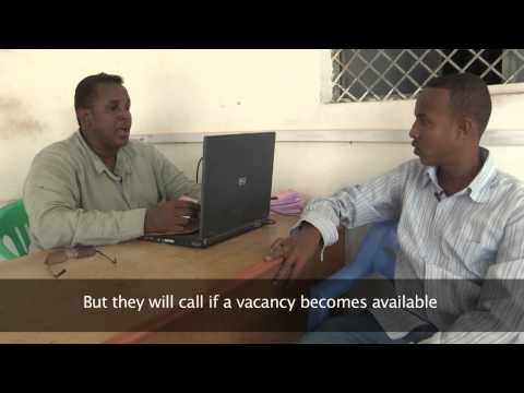 Somalia At Work: SEASON 2: Job Seeker