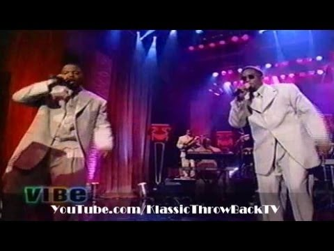 "Puff Daddy feat. Mase - ""Been Around The World"" Live (1997)"