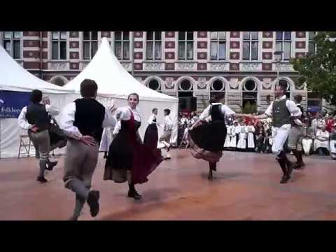 Rheinländer - German folk dance