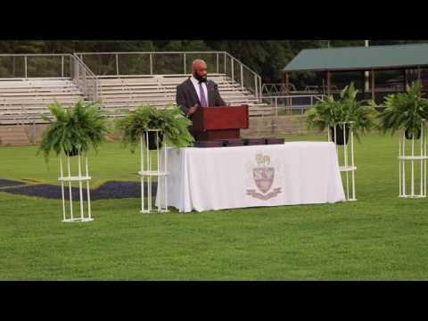 Sweet Water High School Graduation | Commencement Speaker 2020
