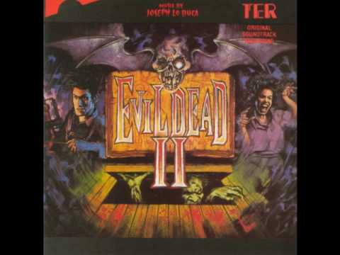 Evil Dead II (1987) Original Soundtrack Complete