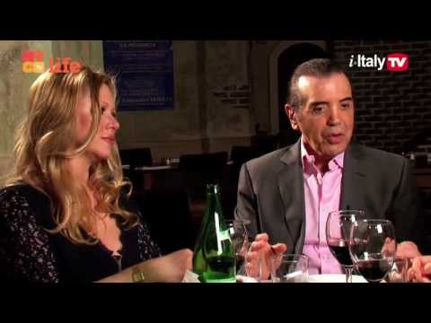 Chazz & Gianna Palminteri  This is Just Another Italian Tale