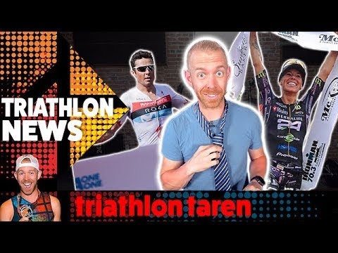 TRIATHLON NEWS May 22, 2018: Kit Giveaway, Leanda Cave Retiring, Javier Gomez & Heather Jackson Win
