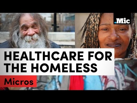 Health care for the homeless in New York City
