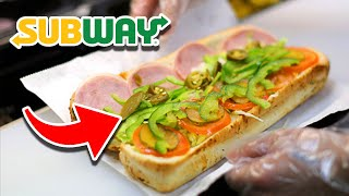 Best Subway Toppings