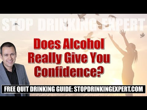 Does Alcohol Really Give You Confidence?