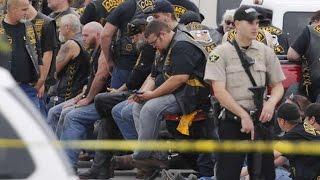 9 dead in Huge Waco, Texas Biker Gang Fight