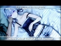 ♕Nightcore♕ ➜「I Know What You Did Last Summer」♪Female Version♪