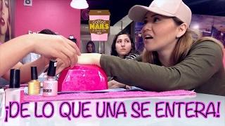 EL CHISME EN LAS UÑAS | Soy Araceli