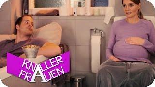 Typisch Schwangere [subtitled] | Knallerfrauen mit Martina Hill