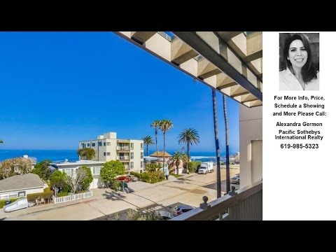 464 Prospect Street # 206, La Jolla, CA Presented by Alexandra Germon.