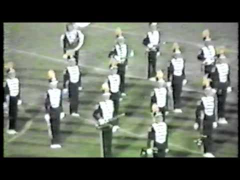 Lehman Catholic High School (Sidney, Ohio) Marching Band 1988