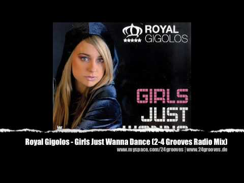 Клип Royal Gigolos - Girls Just Wanna Dance