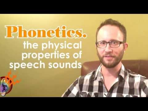 V3, Pt.1 - What Is Phonetics? :: Vowels