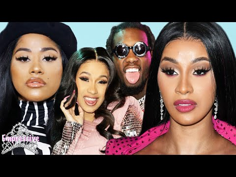Cardi B is NOT divorcing Offset after all? | Cardi reacts to her sister Hennessy's old account
