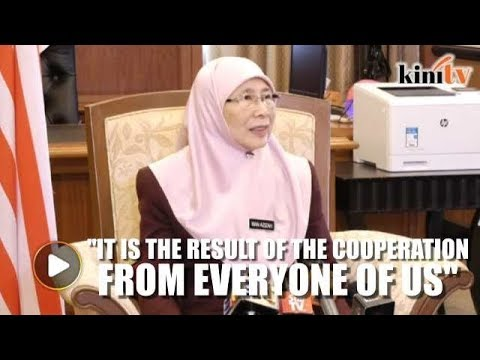 New Malaysia is coming but not overnight, says Wan Azizah