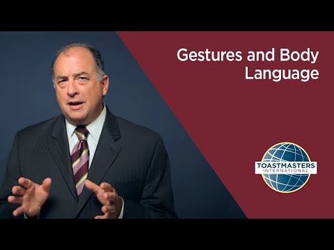 Gestures and Body Language