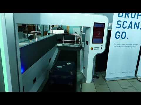 YVR Self-Check Baggage System