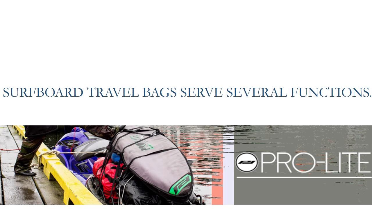 Prolite Surfboard Bags