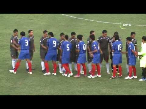 2014 FIFA World Cup Qualifiers - Stage 1 Oceania / Cook Islands vs Samoa Highlights