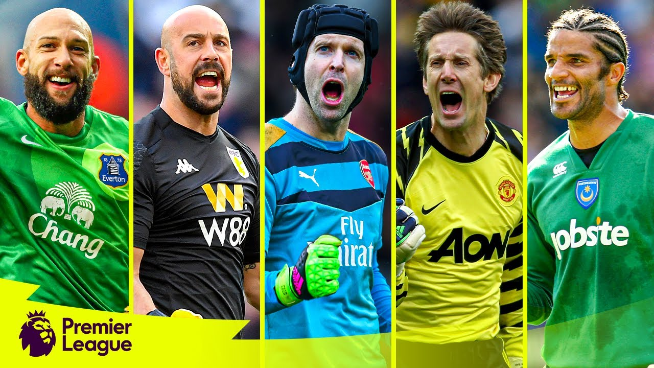 Goalkeepers with the MOST CLEAN SHEETS in Premier League history