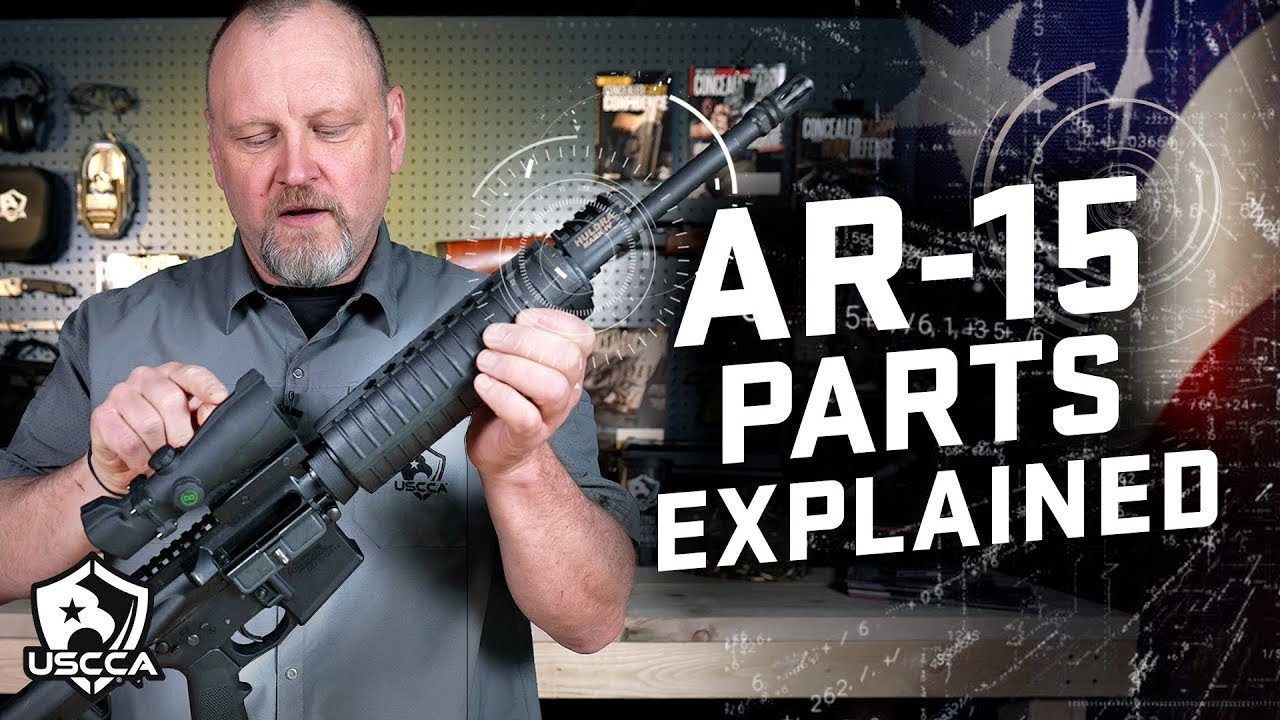 AR 15 Parts Explained (Beginners Guide)