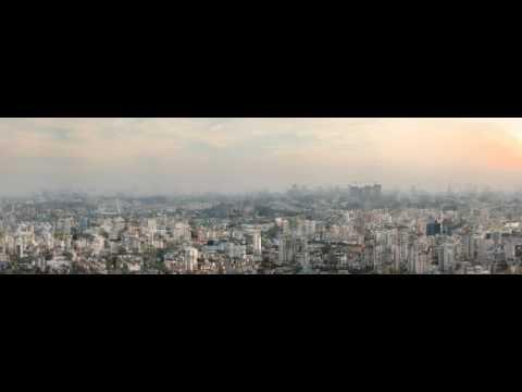 Imagining New Eurasia 1—City Mix—Delhi + Shenzhen