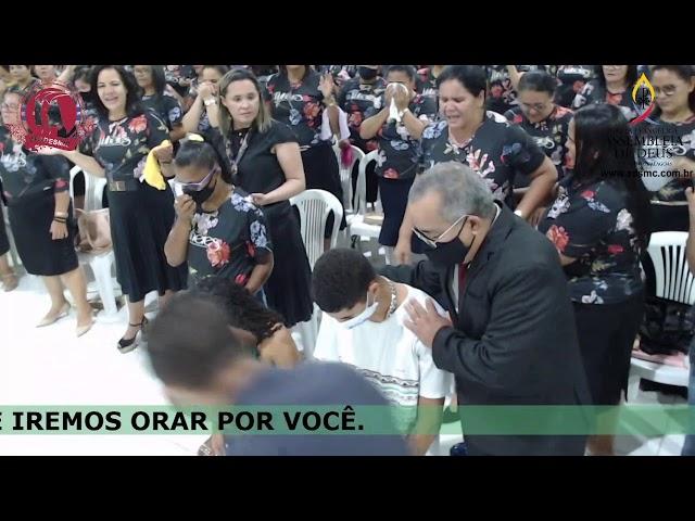 9º Congresso UFADESMIC - 2º Dia | AD São Miguel dos Campos - 14/02/2021.