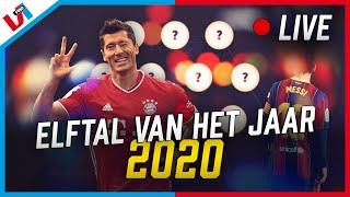 HET ELFTAL VAN HET JAAR 2020: Messi & Cristiano Ronaldo Ontbreken 😱