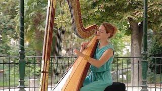 Paris Parapluie (Paul Lewis) - Maia Darmé, Solo Harp