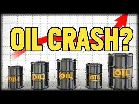 OIL PRICES CRASHING AGAIN! IS THIS GOOD NEWS? HARRY DENT ANSWERS