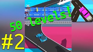 Traffic Run Walkthrough Part 2 Level 51-100
