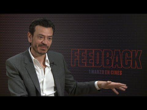 Pedro C. Alonso juega con el espacio y el sonido en 'Feedback'