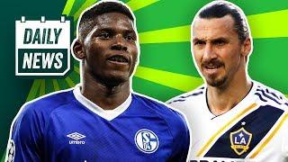 Schalke 04: Uth und Embolo verletzt! News um Ibrahimovic! WM 2022 in Qatar: Zu wenig Platz für Fans!