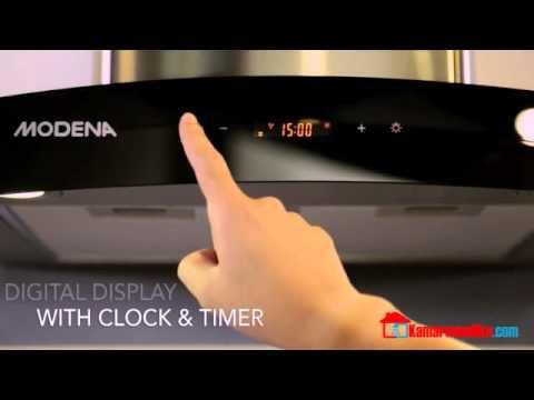 pembersih udara dapur berkualitas dari modena ( kitchen air purifier )