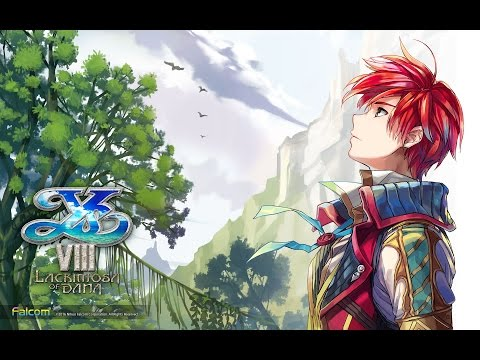 [8-22-2016] Ys VIII Shenanigans: Adol? More like /b/dol! (Thanks, Kharne!)