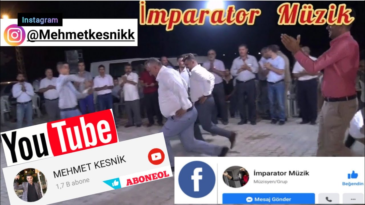 Mehmet Kesnik - Muhteşem / İkili Kardeş Oyunu (Özbek Aile, sinin _ Düğünü)???