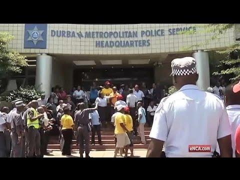 Durban Metro cops under investigation