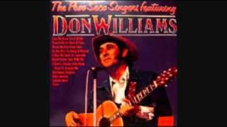 Watch Don Williams Take My Hand For A While video