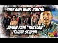 """Sher an6 Anak Jokowi, Amien Rais Ketelan """"Peluru"""" Sendiri!"""