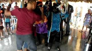 Baile di Tambu na Rum Reef, Jads 5 dec. 2010. Crioyo Kids