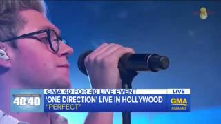 Video One Direction - Perfect (live at GMA) download MP3, 3GP, MP4, WEBM, AVI, FLV Desember 2017