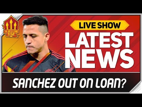 Alexis Sanchez Loan Deal? Solskjaer's Future Revealed? Man Utd News