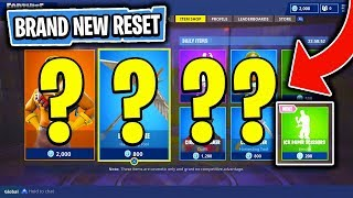 The BRAND NEW Daily Skin Items In Fortnite: Battle Royale! (Skin Reset #58)
