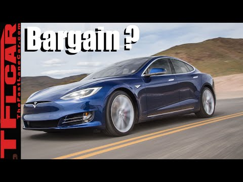 How to Buy a New Tesla Model S & Get a Huge Bargain