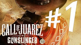 Call of Juarez : Gunslinger - Parte 1: Silas & Billy The Kid [ Detonado Playthrough em PT-BR ]
