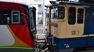 【甲種輸送】JR四国2700系8両甲種輸送 甲9867 高松駅到着~機回し~発車まで(簡易編集版・字幕なし)【走行】