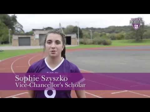 Meet some of our sporting captains and Vice-Chancellor's Scholars