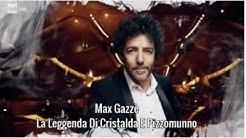 Max Gazzè - La Leggenda Di Cristalda E Pizzomunno (con Testo) #Sanremo 2018