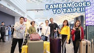 BUDGET TRAVEL TO TAIWAN (FAMILY VLOG)  | Haidee and Hazel